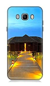 7C High Quality Back Case Cover For Samsung Galaxy J5(2016)