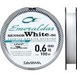 ダイワ(Daiwa) ライン エメラルダスセンサー ホワイト  +Si  150m  0.8号