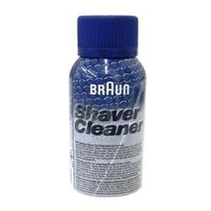Braun Reinigungs-Spray für Rasierer-Scherteile (100 ml)