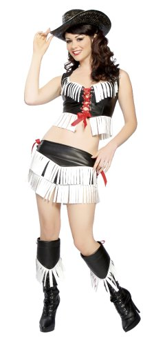 2Pc Cowgirl Delight Costume