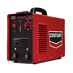 Century Inverter Arc 230 Stick Welder, 10-155 amp Output, 220V Input from The Lincoln Electric Company