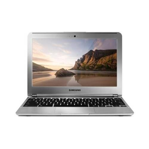 Samsung Series 3 Chromebook XE303C12 11.6 LED Notebook Samsung Exynos 5 1.7 GHz 2GB RAM 16GB Flash Chrome OS 3G - Verizon Wireless Silver