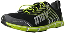 Inov-8 Tri-X-Treme 225 Triathlon Running Shoe,Raven/Lime/White,13 D US