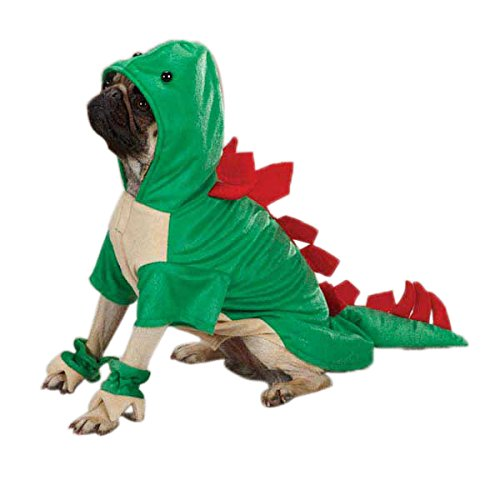Casual Canine ZW4223 24 43 Dogosaurus Costume, X-Large, Green