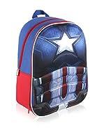 CAPTAIN AMERICA Mochila Captain America (Azul Marino)