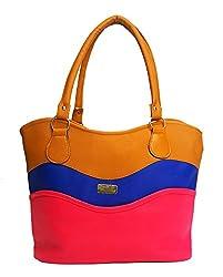 Vintage Stylish Ladies Handbag Multicolor(bag 115)