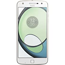 Moto Z Play with Style Mod (White, 32GB)