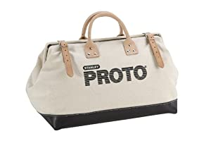 Stanley-Proto Stanley Proto J95311 Proto Professional Heavy-Duty Reinforced Tool Bag at Sears.com