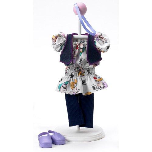 Imagen de Madame Alexander Party Time en traje púrpura para 18
