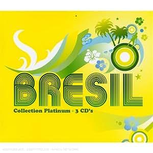 Platinum Collection : Brésil (Coffret 3 CD)