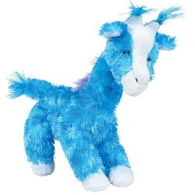 Blue Mini Softimal Giraffe front-1085373