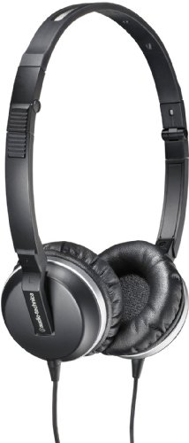 Audio-Technica ATH-ANC1 QuietPoint Active Noise-Cancelling On-Ear Headphones