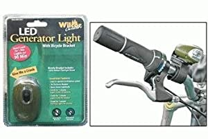 Led Bike Crank Flashlight