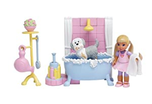 Learning Curve Caring Corners - Doggie Bath Doll Pack at Sears.com