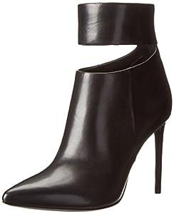 Rachel Zoe Women's Camilla Boot,Black,5.5 M US
