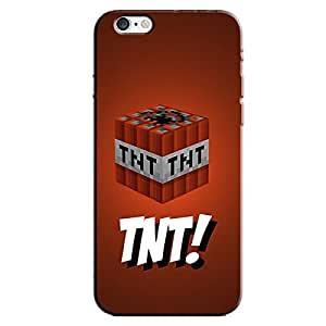 MINECRAFT BACK COVER APPLE IPHONE 6