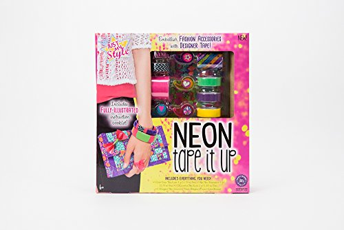 Just My Style Tape It Up Fashion Designer Tape Kit - 1