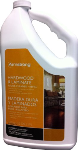 Armstrong Half Gallon Hardwood & Laminate Floor Cleaner Refill