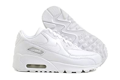 Kids' Branded Nike Air Max 90 Trainers 307793-151 Clearance Multicolor Schemes