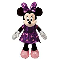 Ty Disney Sparkle Minnie - Mouse Purple by Ty