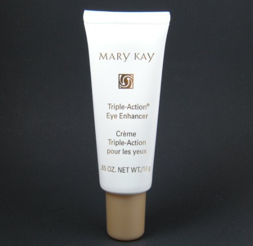 Mary Kay Triple Action Eye Enhancer .65 oz