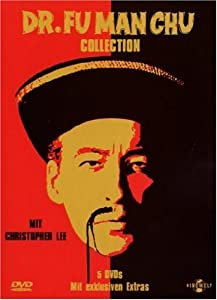 Dr. Fu Man Chu Collection [5 DVDs]