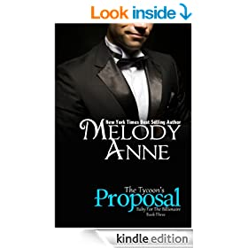 The Tycoon's Proposal (Baby for the Billionaire - Book 3)