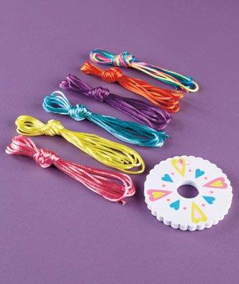 Alex BFF Chunky Cord Bracelet Kit