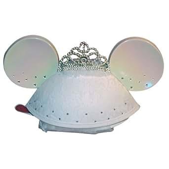 Disney Mickey Ears Bride Hat & Veil
