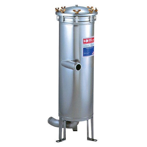 Filter Housing; 150 GPM (568 LPM); Stainless Steel
