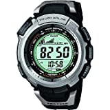 CASIO (カシオ) 腕時計 PROTREK プロトレック タフソーラー 電波時計 MULTI BAND5 PRW-1300J-1JF