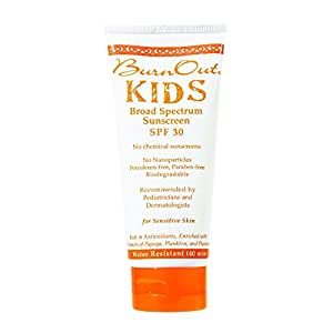 BurnOut SPF 35 KIDS Physical Sunscreen