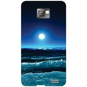 Samsung I9100 Galaxy S2 - Moon Phone Cover