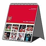 Arsenal(アーセナル) オフィシャル 2017 卓上 カレンダー