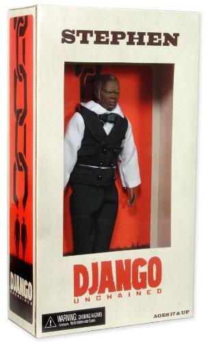 """NECA Django Unchained """"Stephen"""" 8"""" Action Figure, Series 1"""