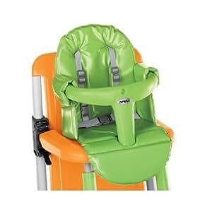 Reductor pvc para silla alta trona brevi slex 264 verde beb - Reductor silla paseo ...