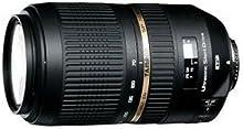 Comprar Tamron A005S SP 70-300 mm F/4-5.6 Di USD (XLD) - Objetivo para Sony/Minolta (distancia focal 70-300mm, apertura f/4-5,6, zoom óptico 4x, macro, diámetro: 62mm) negro