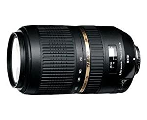 Tamron A005S SP AF 70-300mm F/4-5.6 Di USD telephoto zoom lens for Sony/Minolta A-Mount