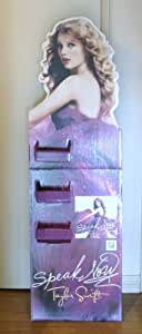 "Taylor Swift ""Speak Now"" Cardboard Stand Up Promo Poster (over 5 Feet Tall)"