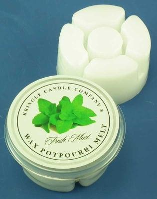 Kringle Candle Company Wax Melts - Fresh Mint