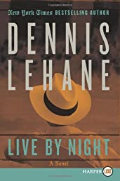 Live by Night LP: A Novel