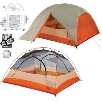 Big Agnes Tent Copper Spur Ultra Light 4 Person BA-00650