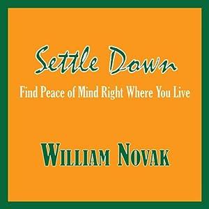 Settle Down Audiobook