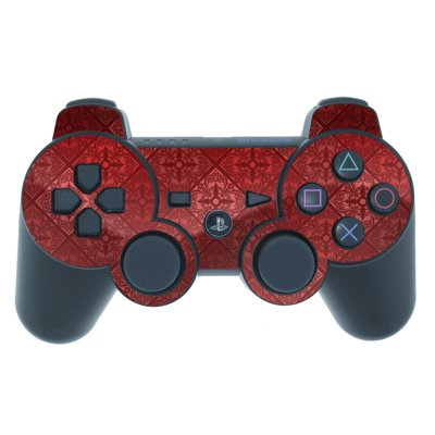 Mygift Humidor Design Ps3 Playstation 3 Controller Protector Skin Decal Sticker