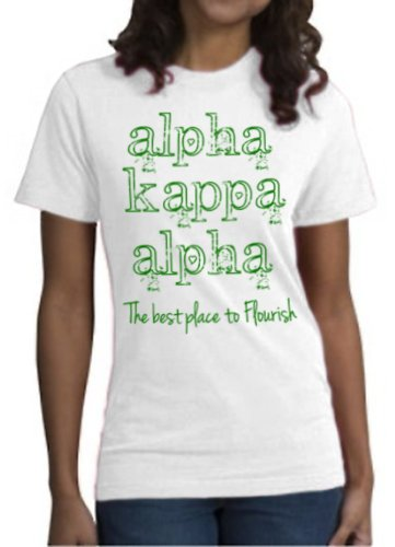 Alpha Kappa Alpha Best Place T-Shirt