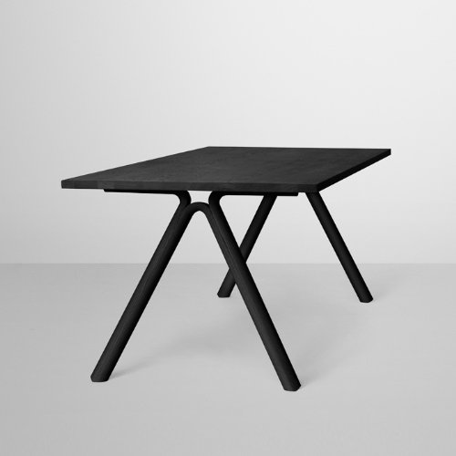 Muuto - Split Table, Schwarz