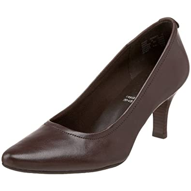Amazon.com: Rockport Women's Pilot Path Pump,Graphite
