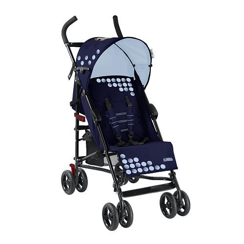 Dream On Me/ Mia Moda Facile Umbrella Stroller Navy front-221476