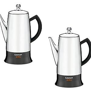 CuisinartStainless Steel 12-Cup Percolator
