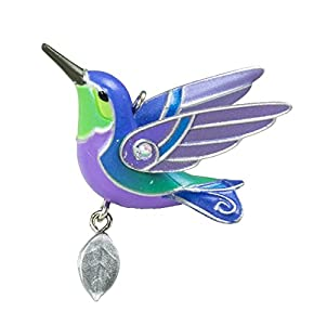 Hallmark 2016 Christmas Ornaments Mini Hummingbird